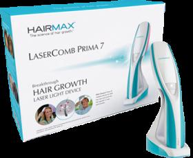 Hairmax Ultima 12 Stimulates Hair Growth Lasercomb